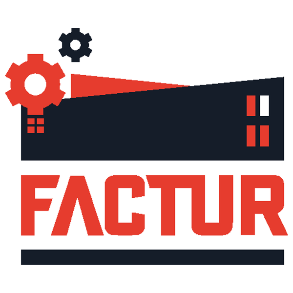 meetup logo for Factur