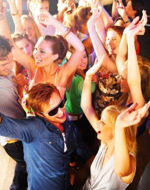 Вечеринка фото студентов