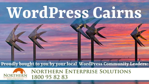 Cairns WordPress Meetup