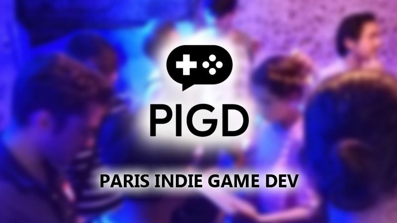 Paris Indie Game Dev (PIGD)