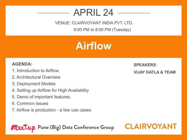 Airflow | Meetup