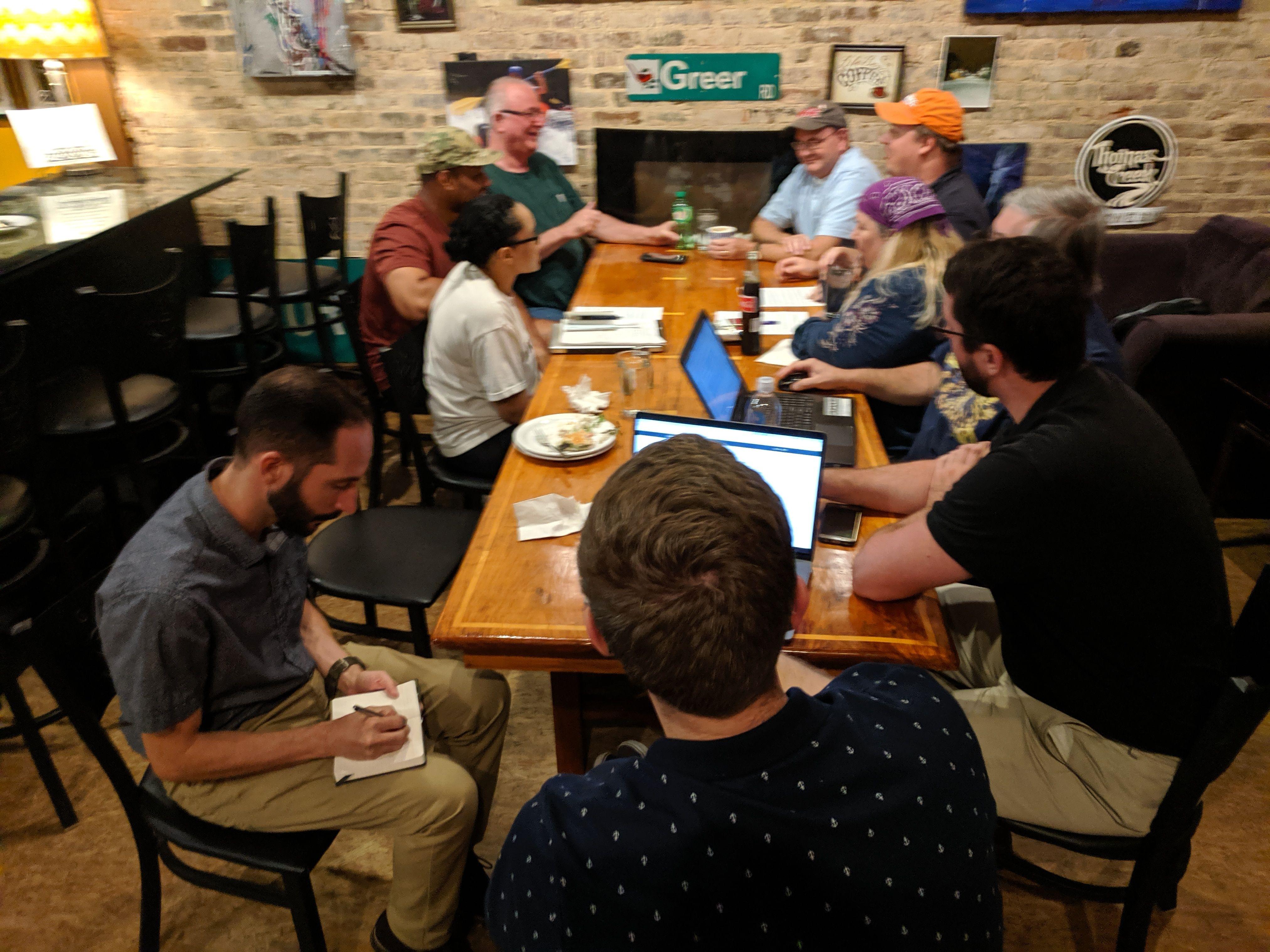 Greer Programmers Group