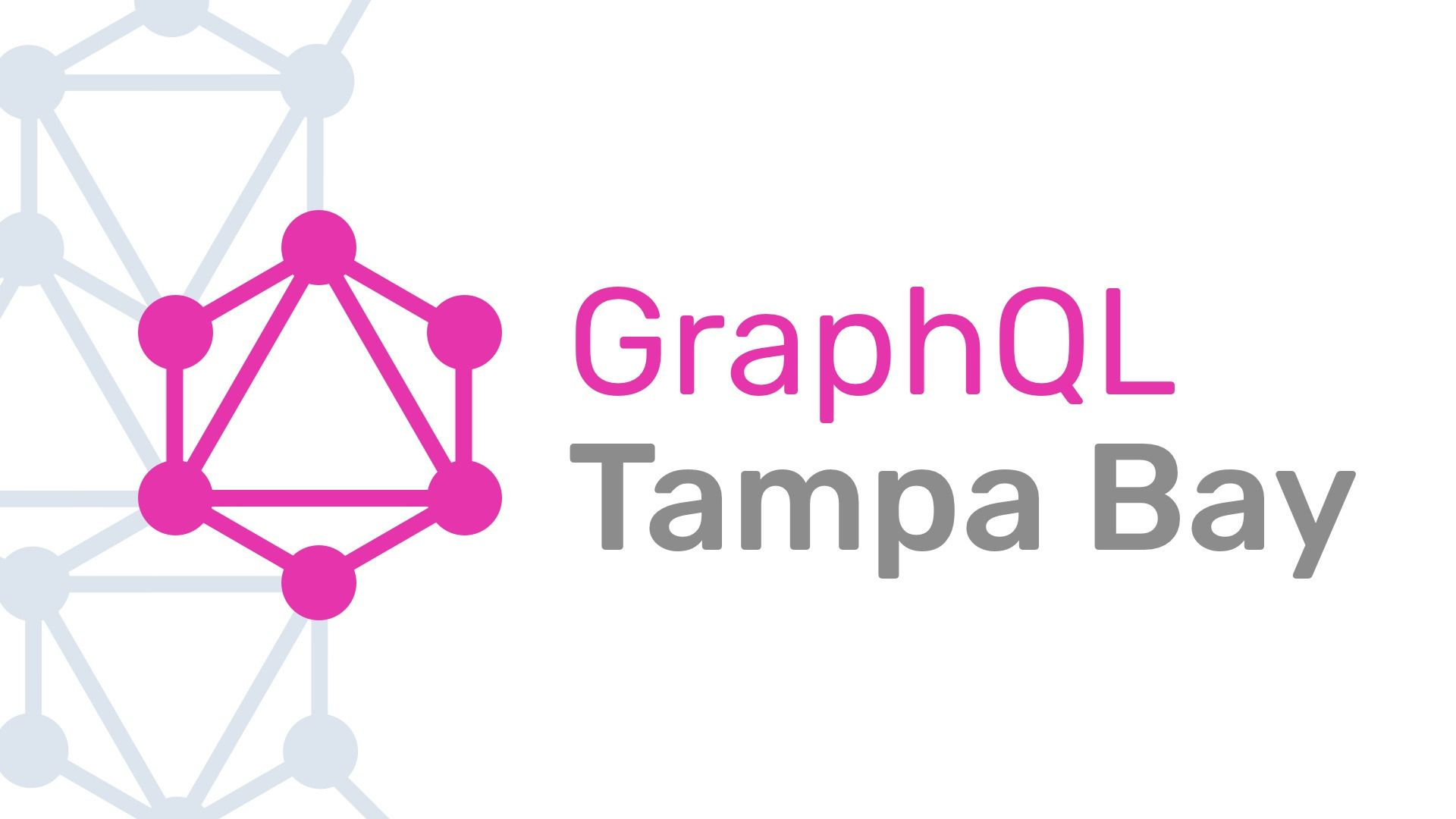 GraphQL Tampa Bay