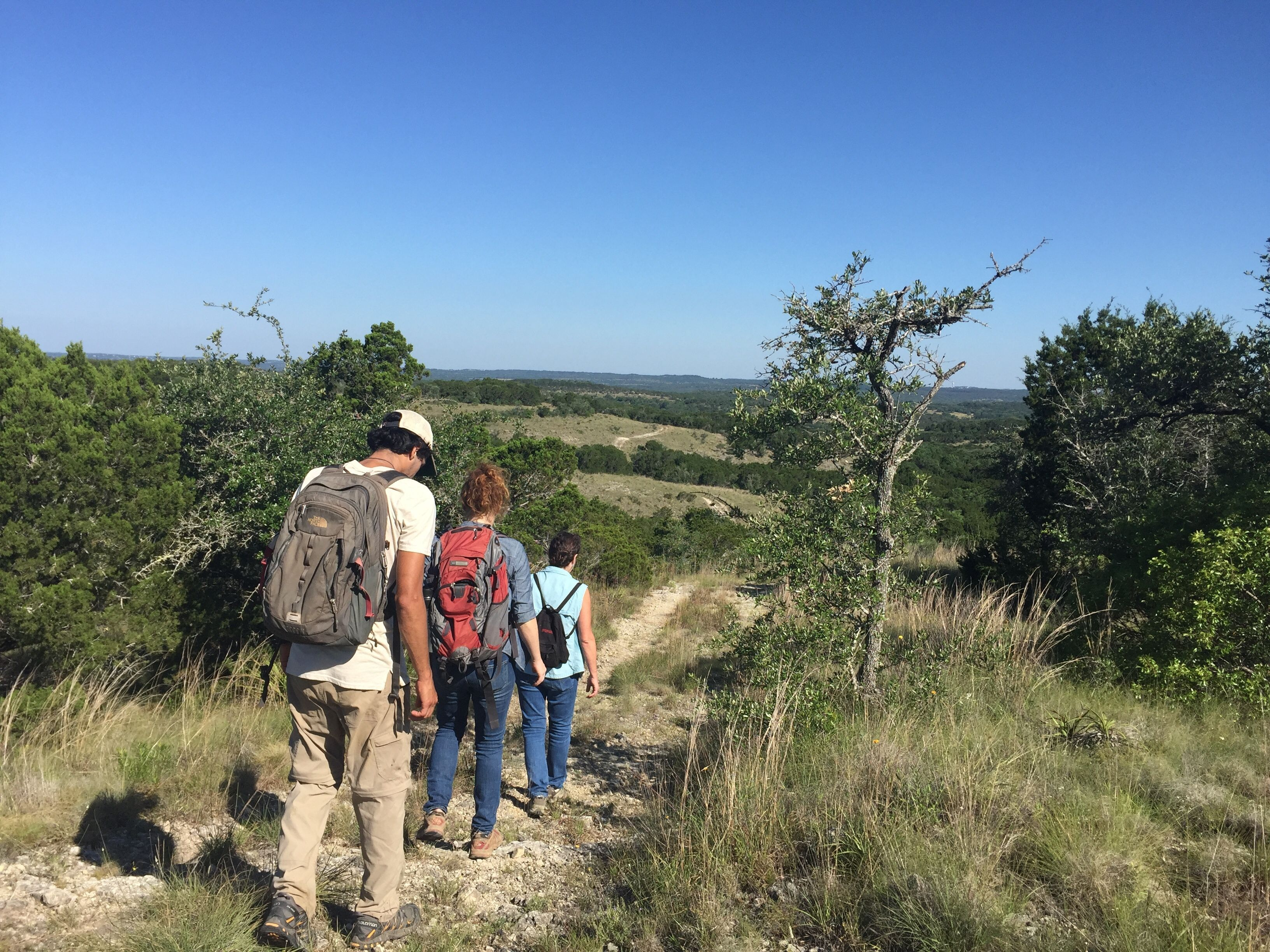 Guided Hikes on the Balcones Canyonlands Preserve