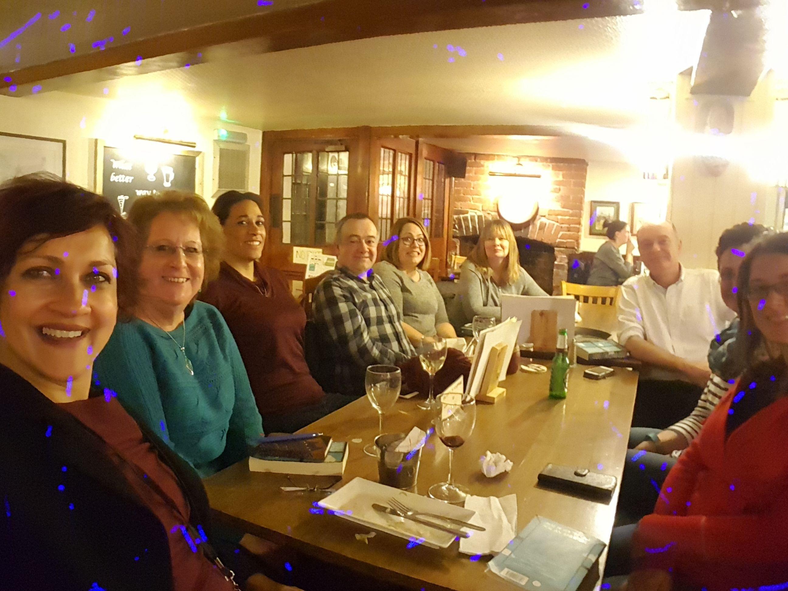 Theale Book Club Meetup