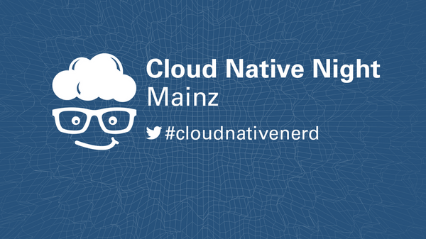 Cloud Native Night Banner/Logo