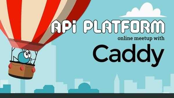 API Platform meetup live @Youtube (English-speaking talks)