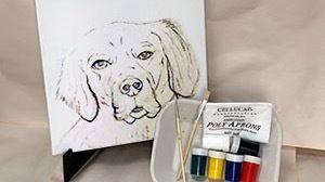 Paint Your Pet/Pup - San Jose Pets Meetup