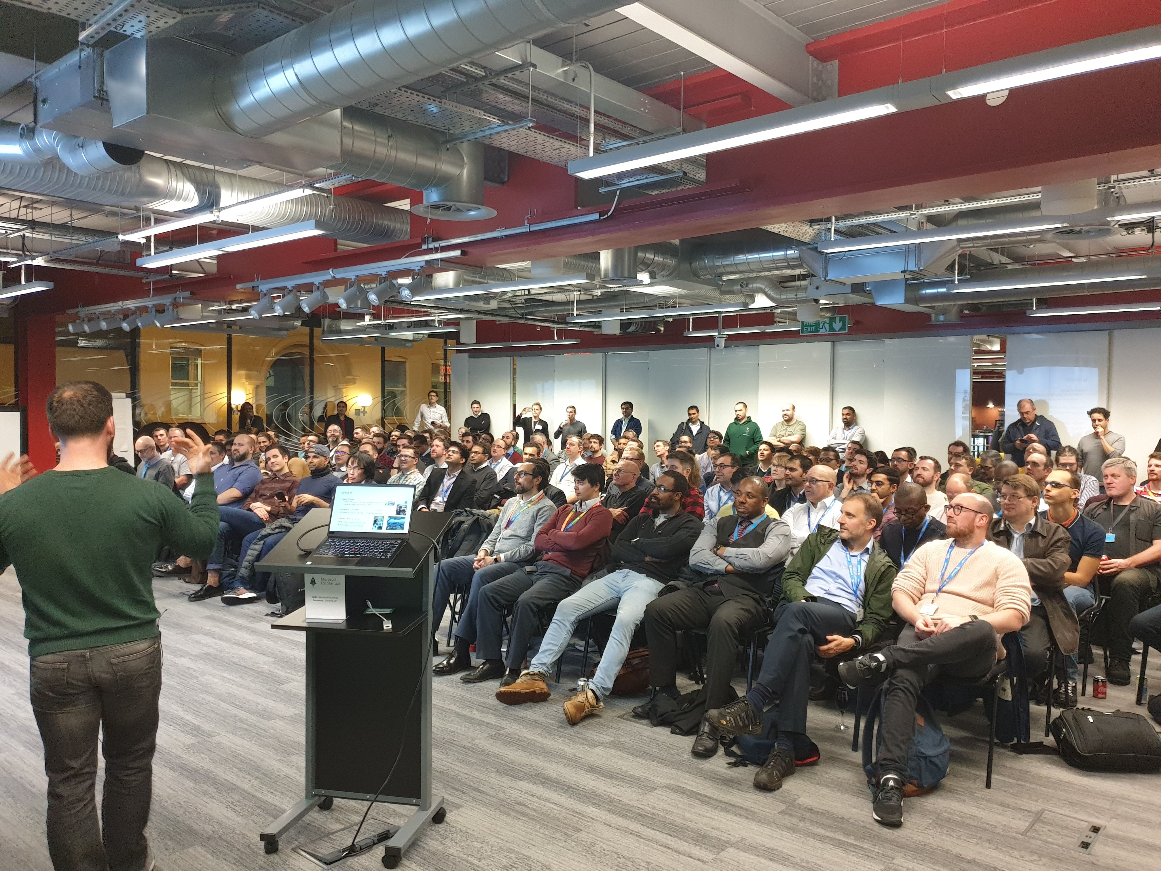 UK Cloud Infrastructure User Group