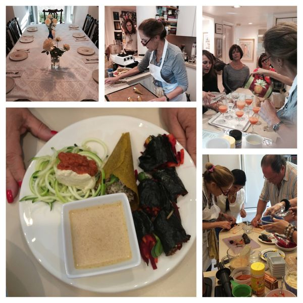 Raw Food Workshop Miami