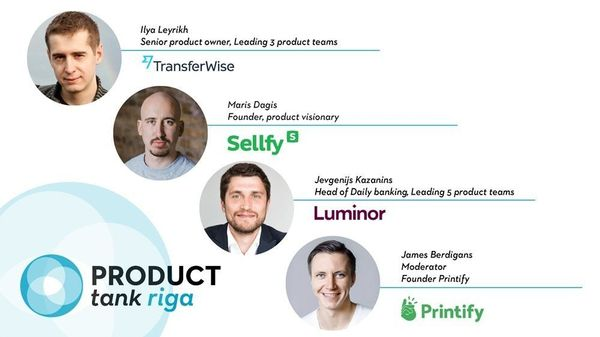 Riga Product Meetup Kick-Off | Meetup