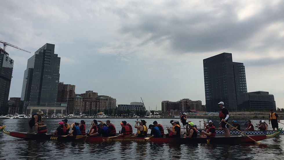 Baltimore Dragon Boat Club