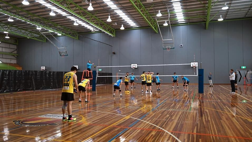 International Volleyball Melbourne