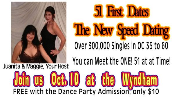 Speed dating in orange county ca