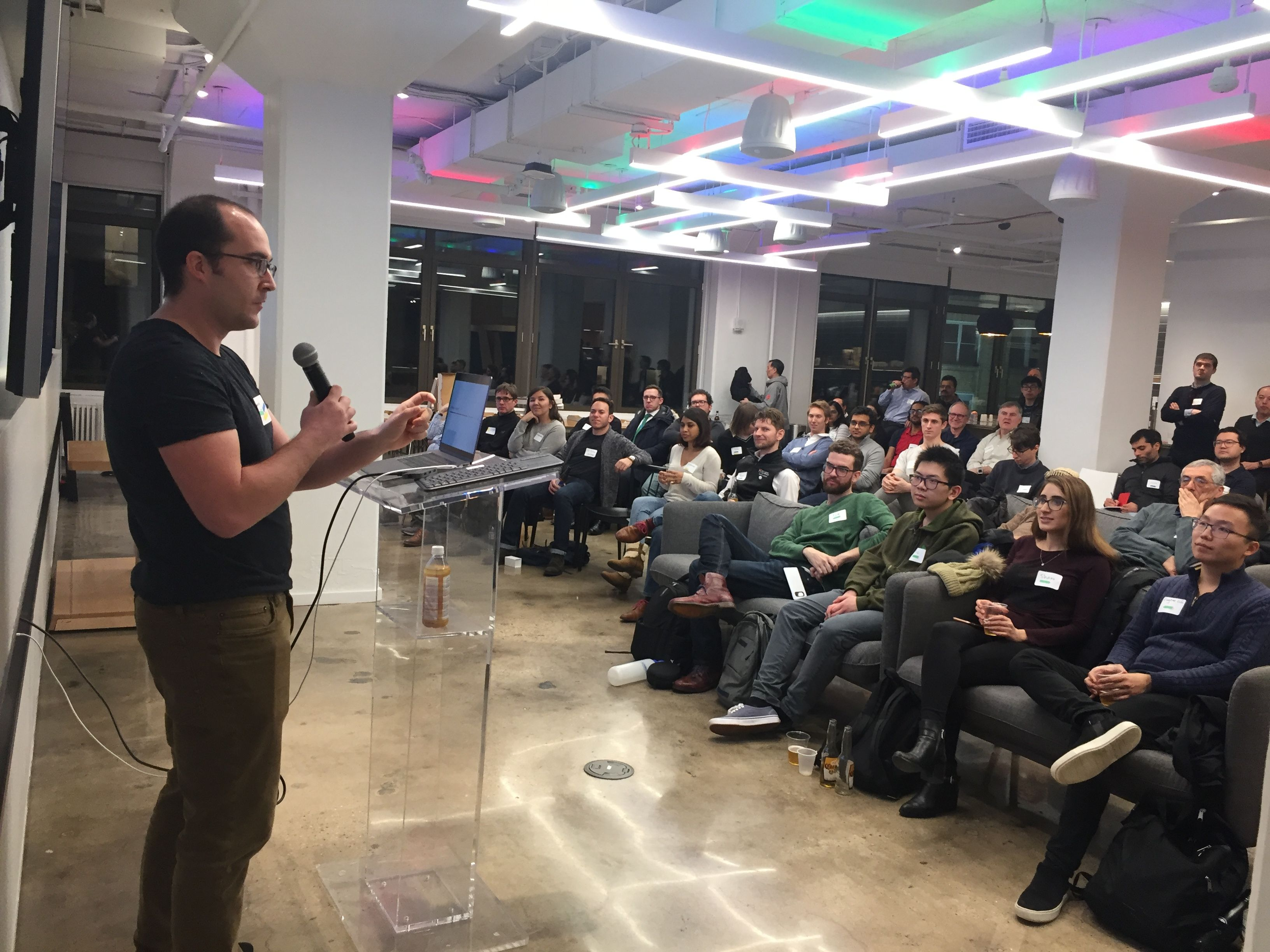 NYC Artificial Intelligence & Machine Learning