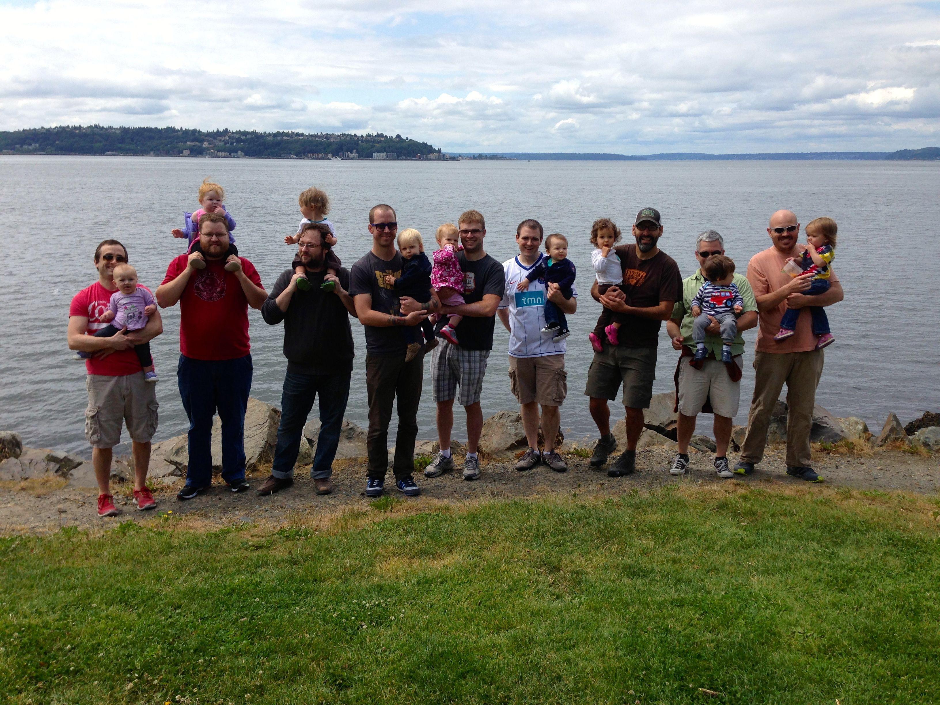 Puget Sound Dads Group