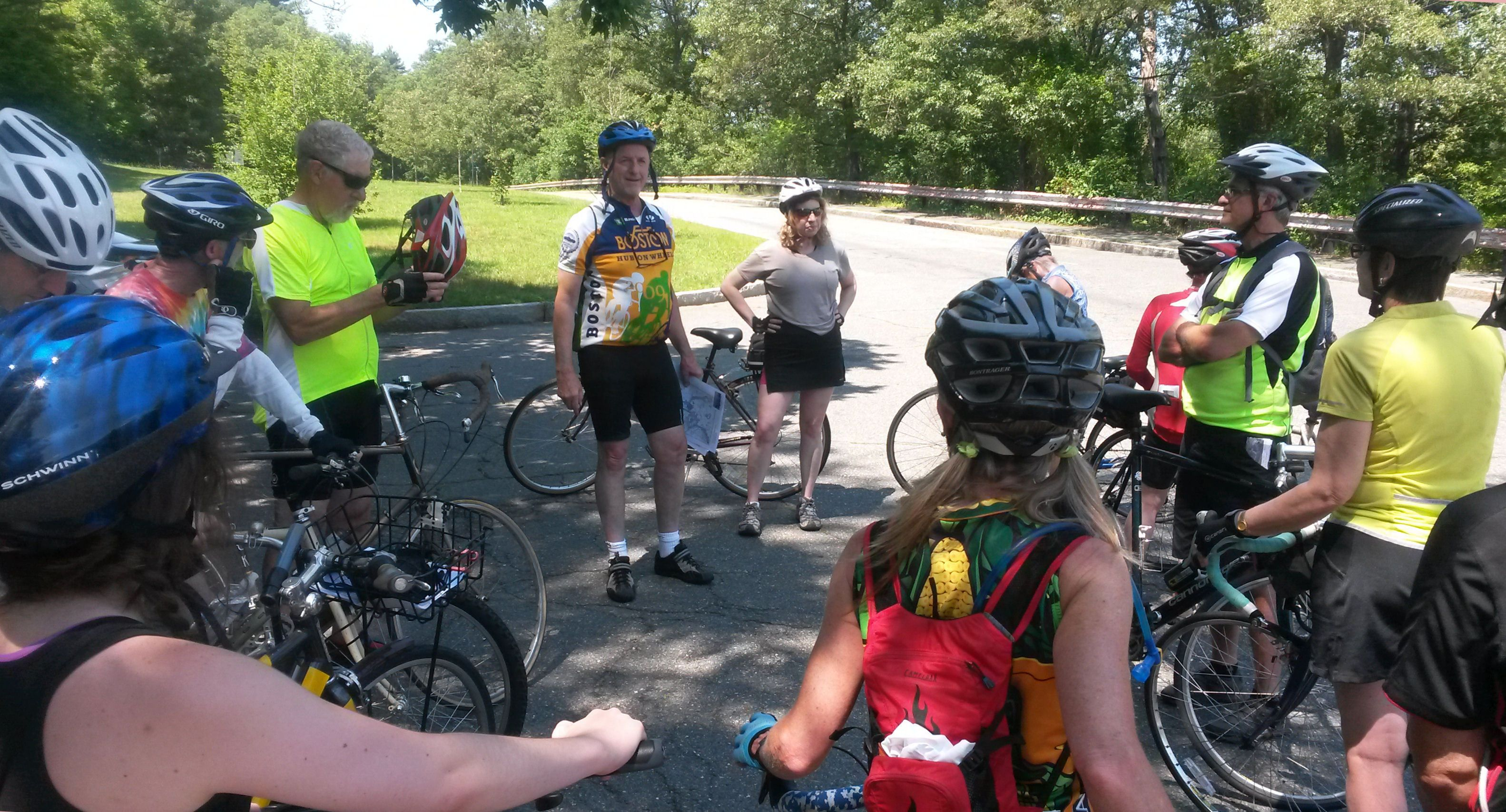 Waltham: Jumpstart your Bicycling Meetup