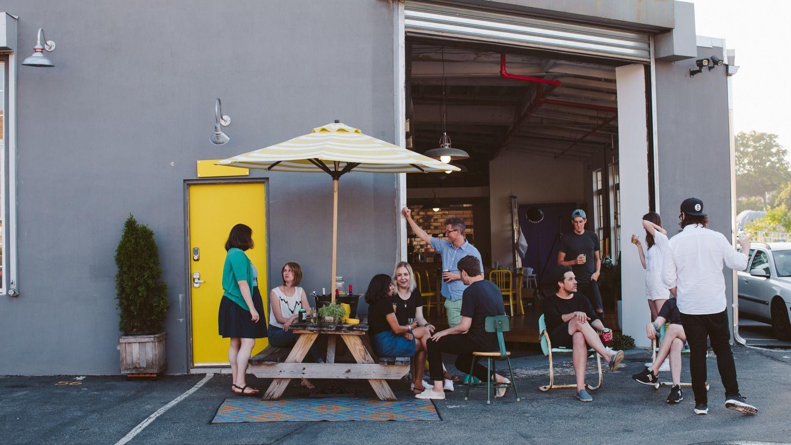 Brooklyn Tech Startups
