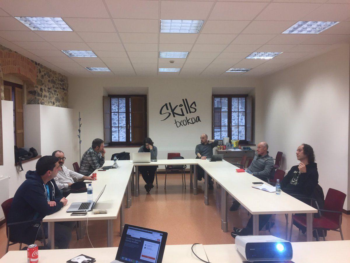 Amurrio WordPress Meetup
