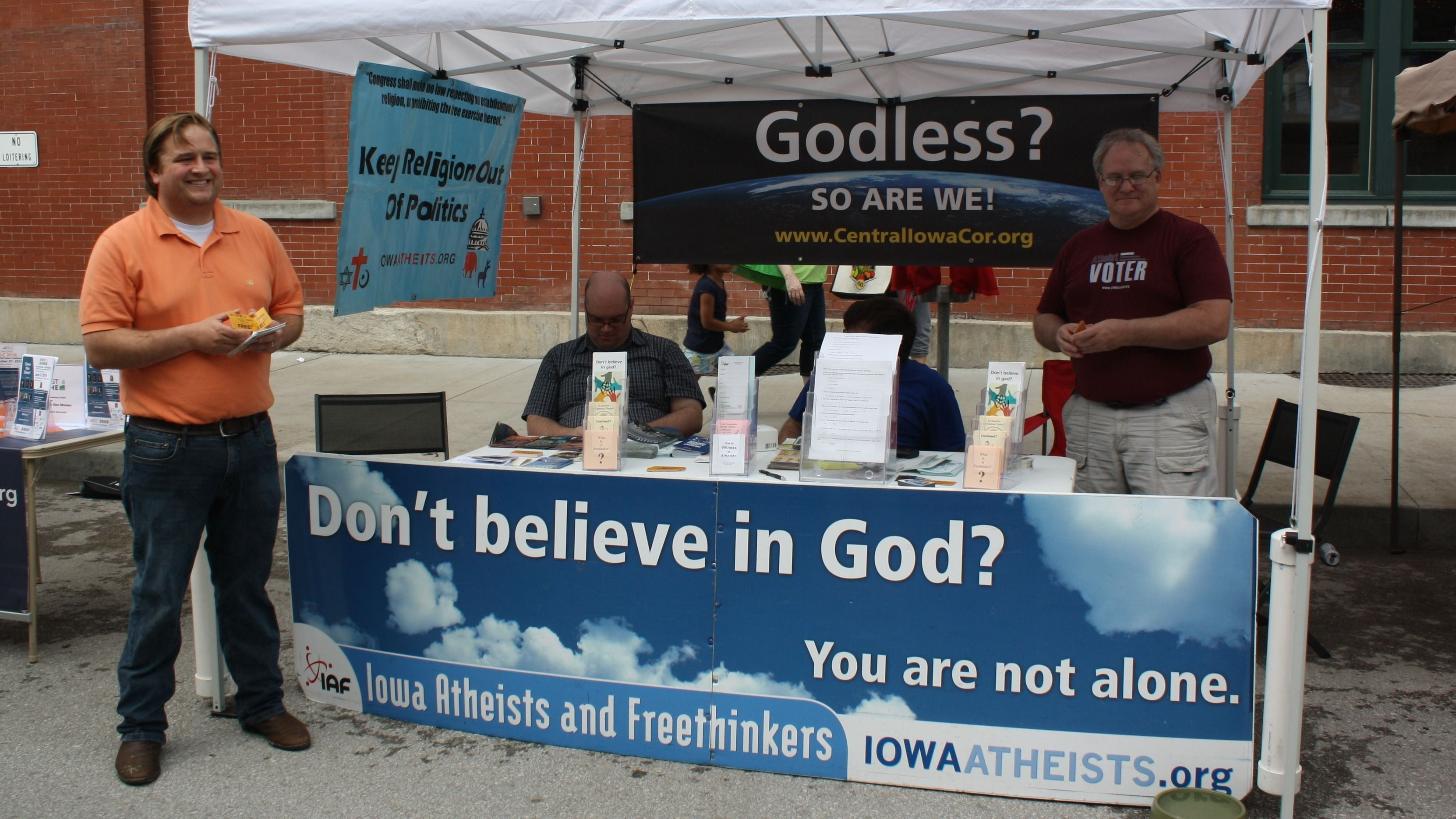 Iowa Atheists and Freethinkers