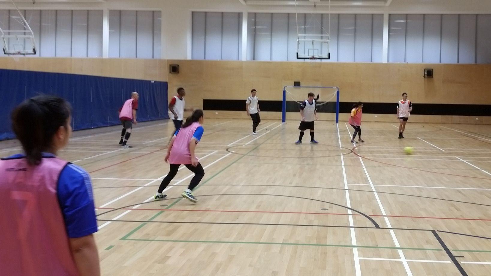 Perth Social Indoor & Outdoor Soccer