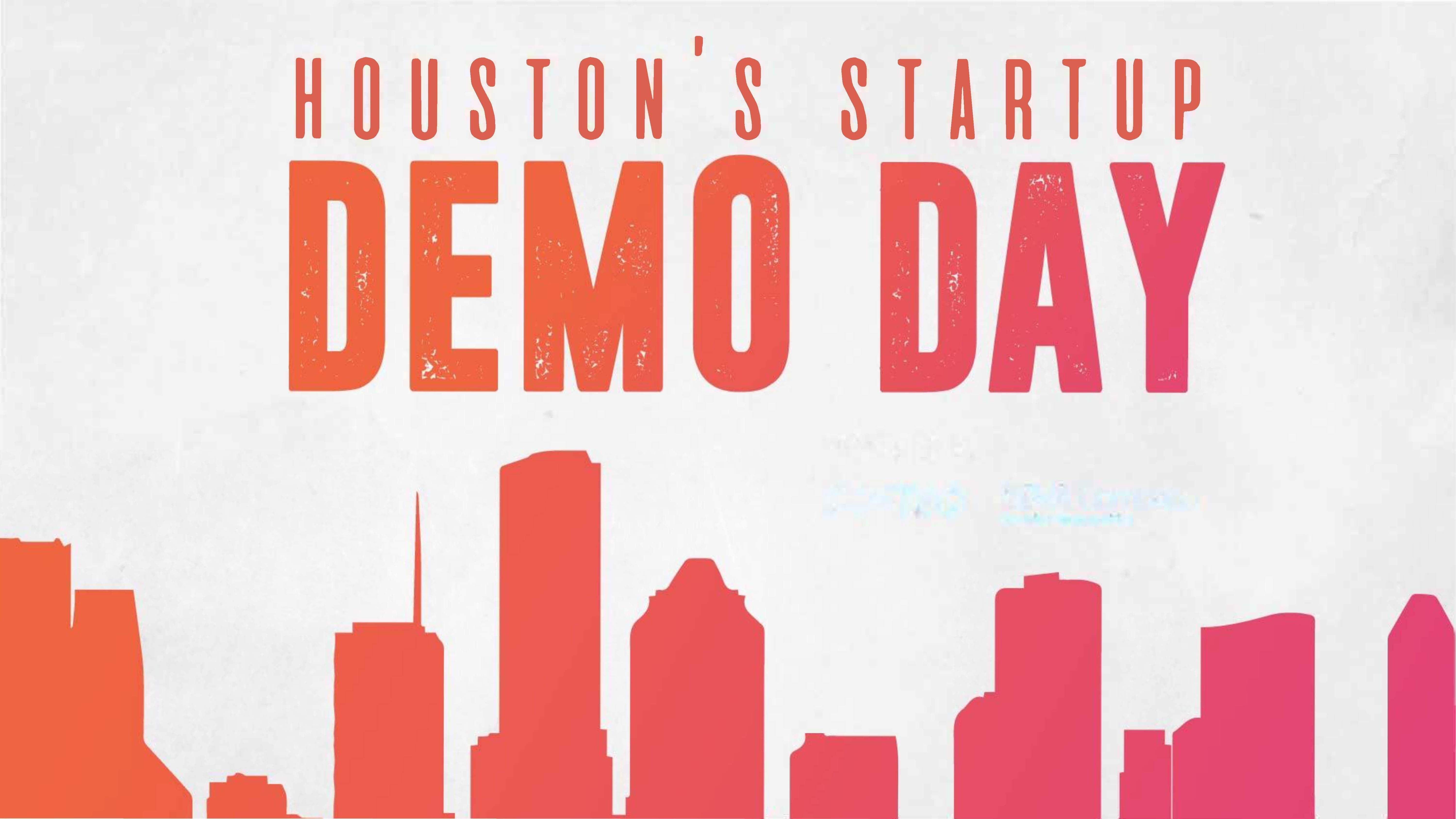 Houston's Startup Demo Day