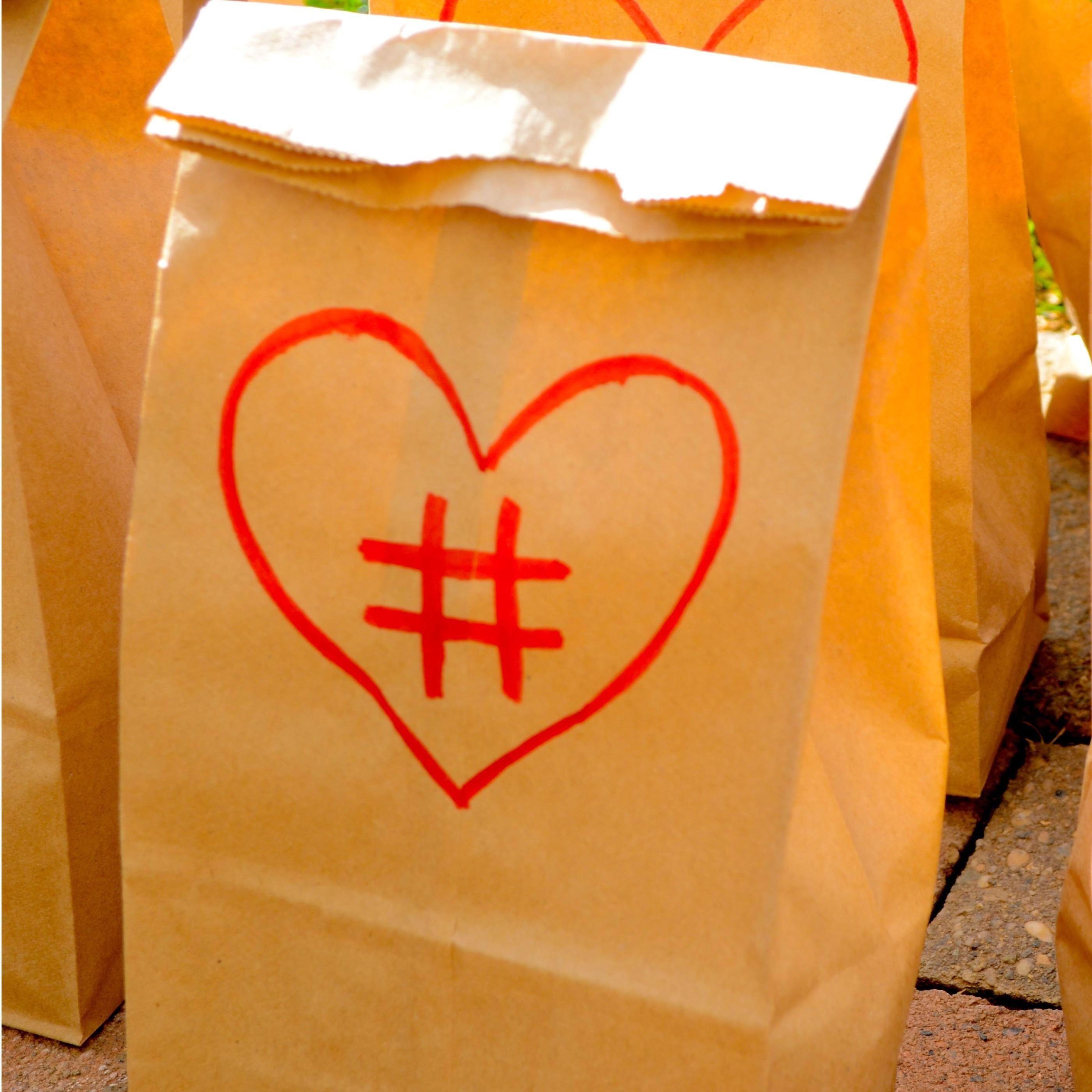 Hashtag Lunchbag La Community Service Event