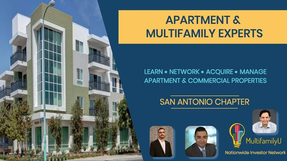 San Antonio Apartment Investors - Multifamily University