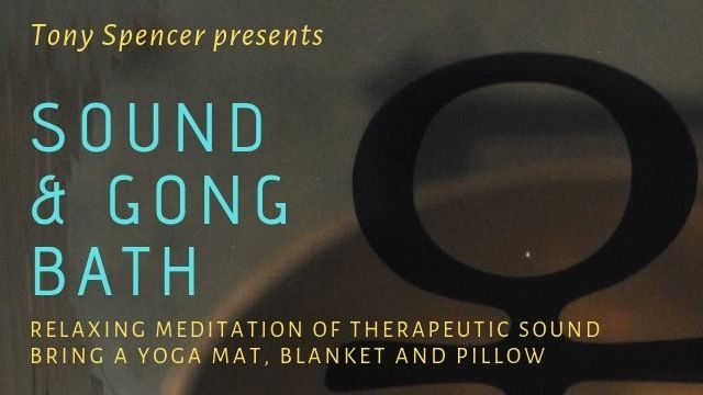 Sound and Gong Bath Meditation, Hampshire