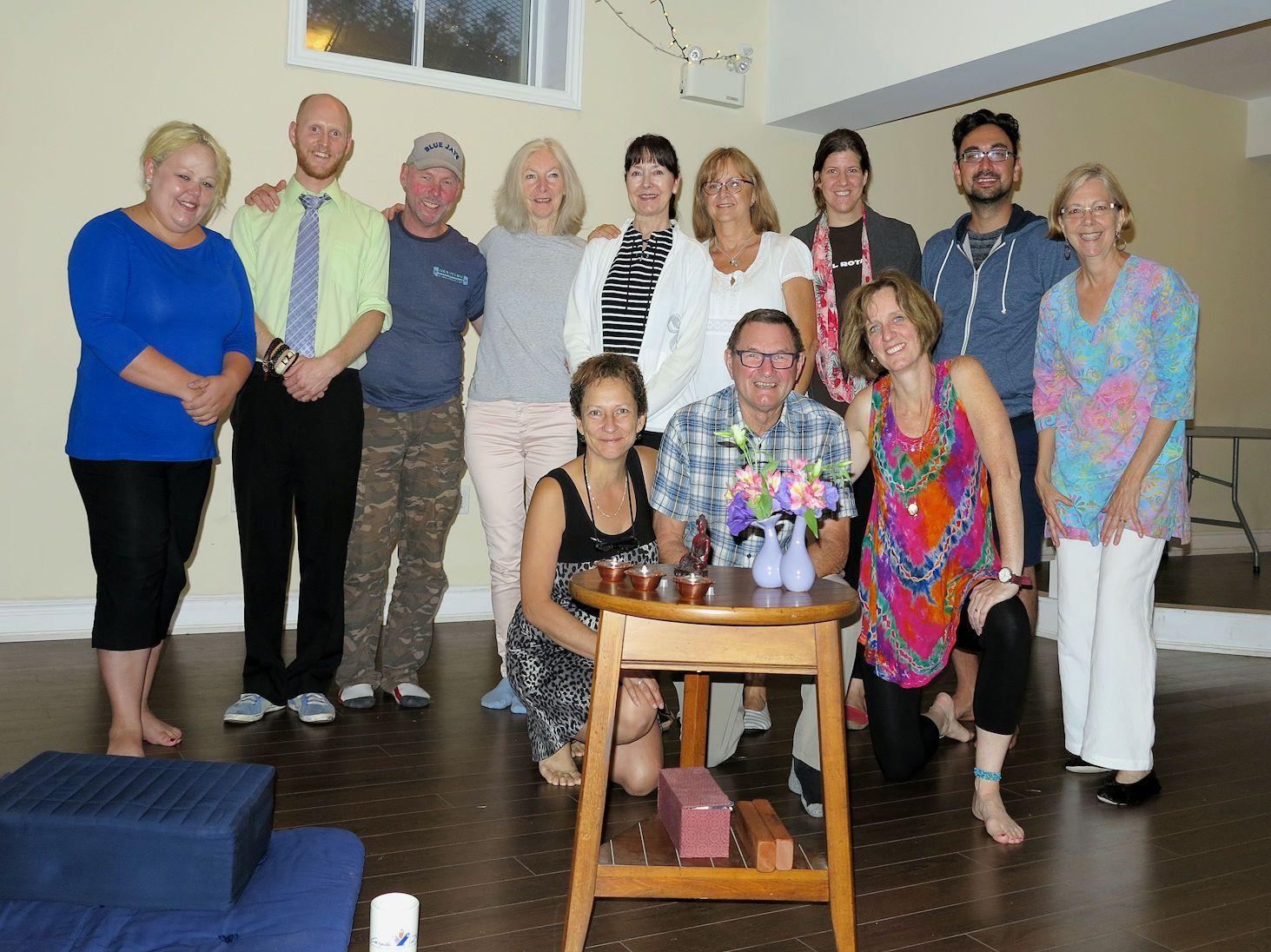 Shambhala Meditation group - Oshawa and area