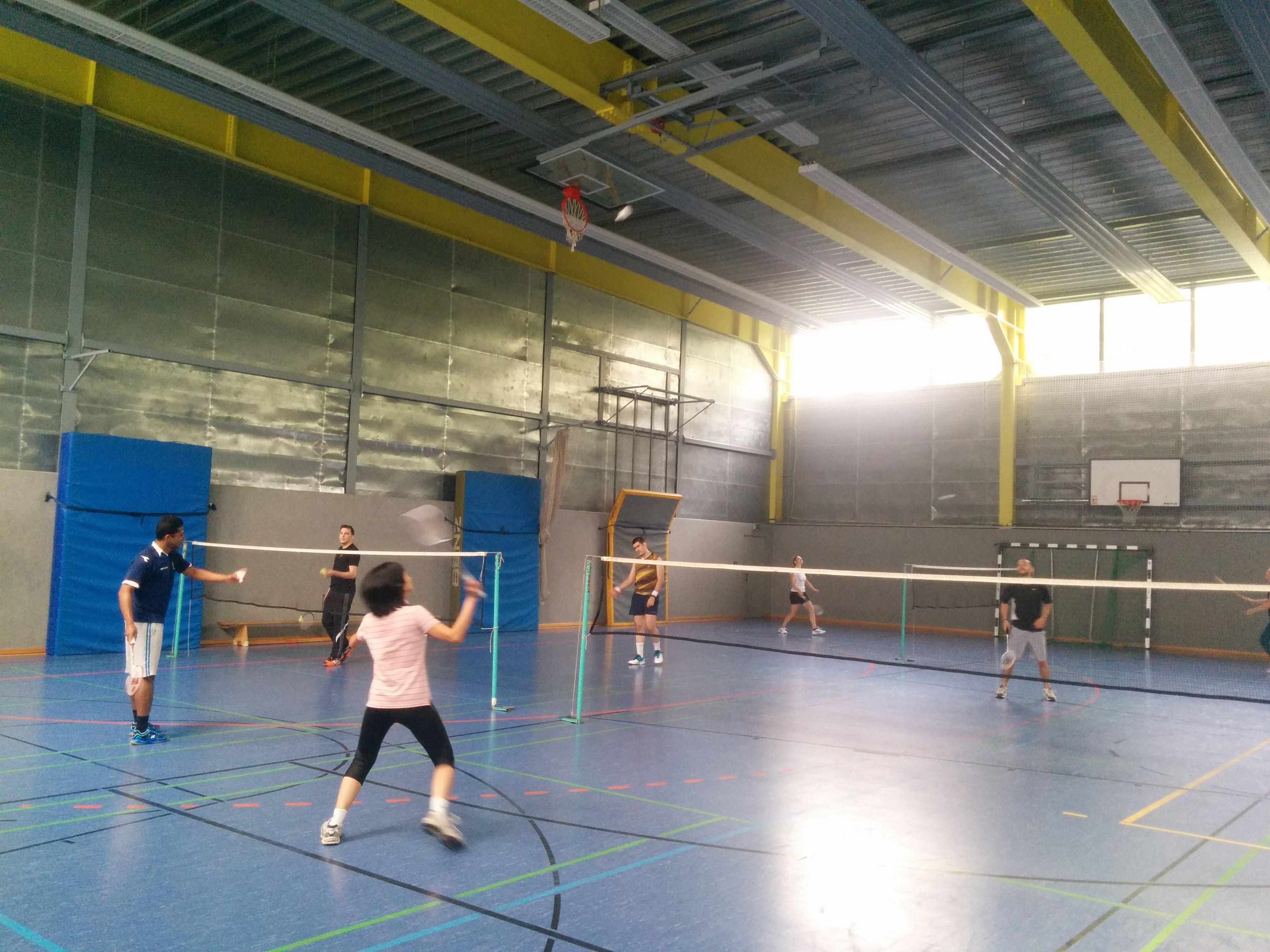 Berlin Badminton Group