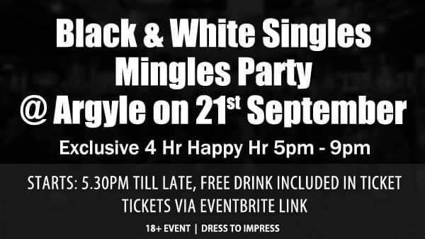 SINGLE PARTY PEOPLE SYDNEY'S BEST 20's & 30's