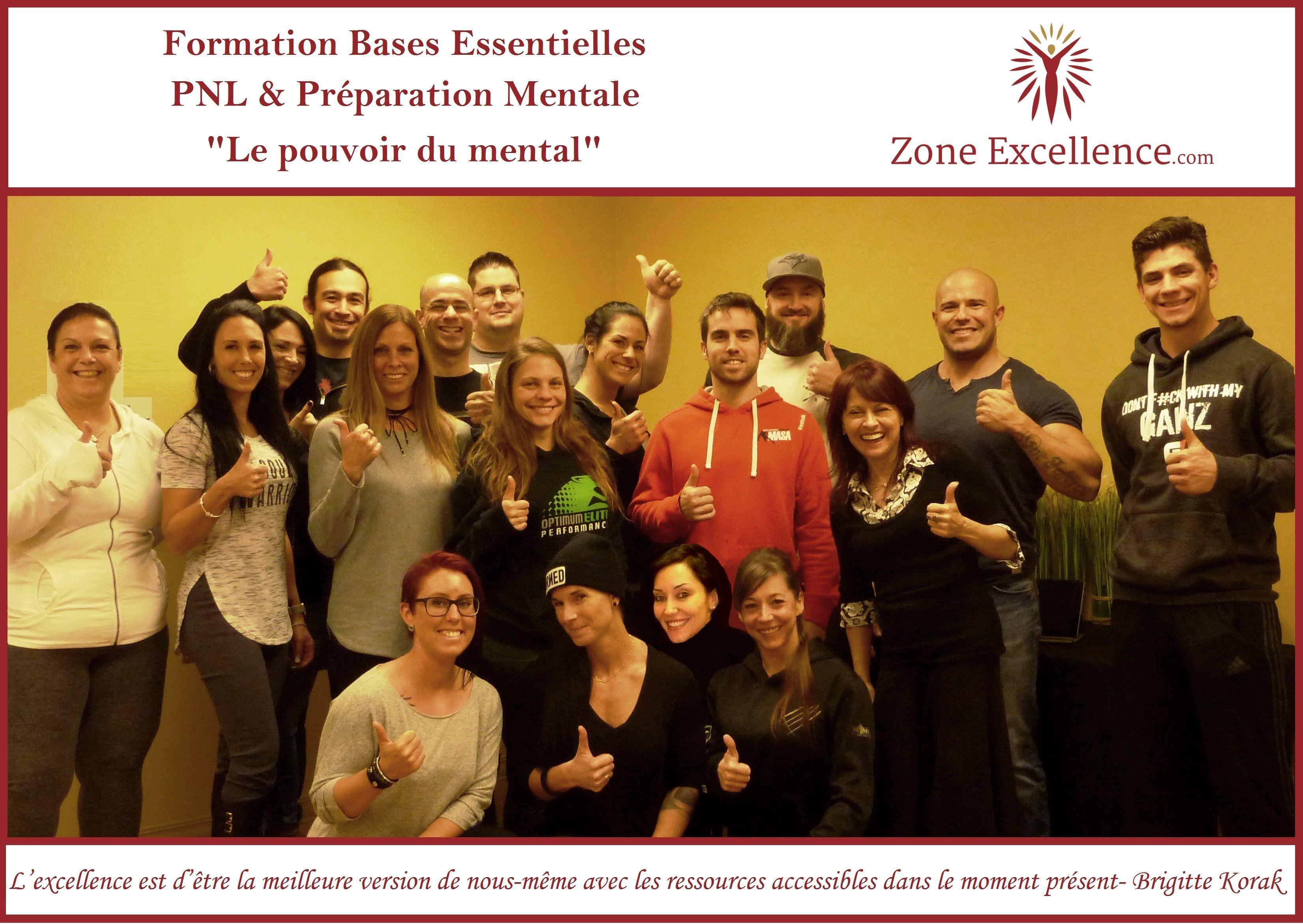 Mindset & Performances - PNL Montreal NLP