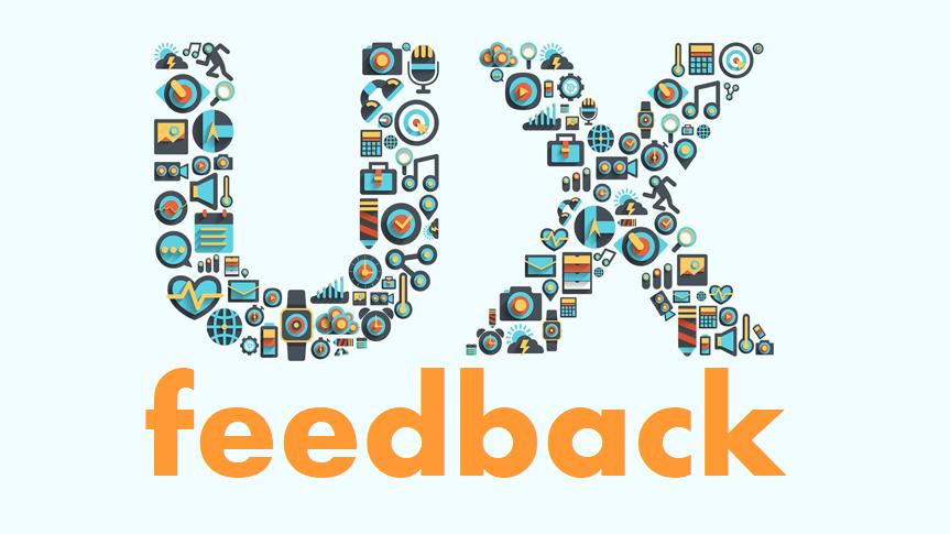UX-feedback