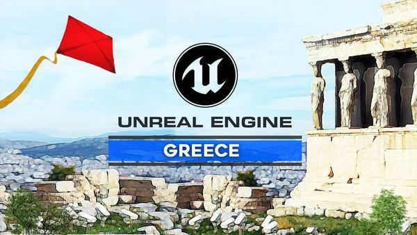 Athens Meets Unreal Engine (Athens, Greece) | Meetup
