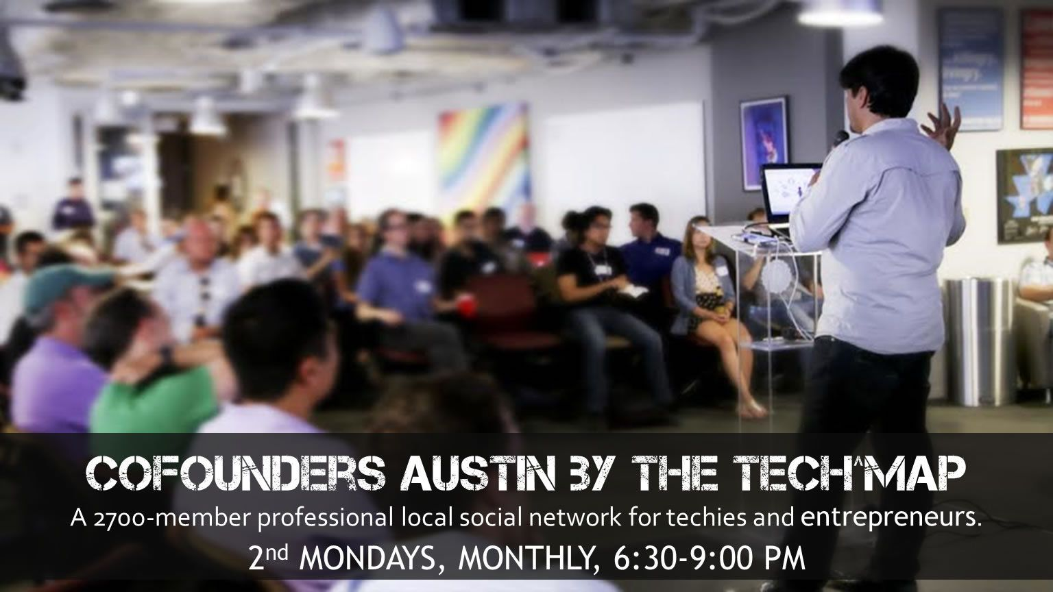 CoFounder Austin by the tech^map