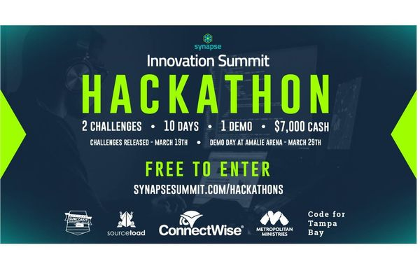 Hack for Change at the Synapse Innovation Summit Hackathon