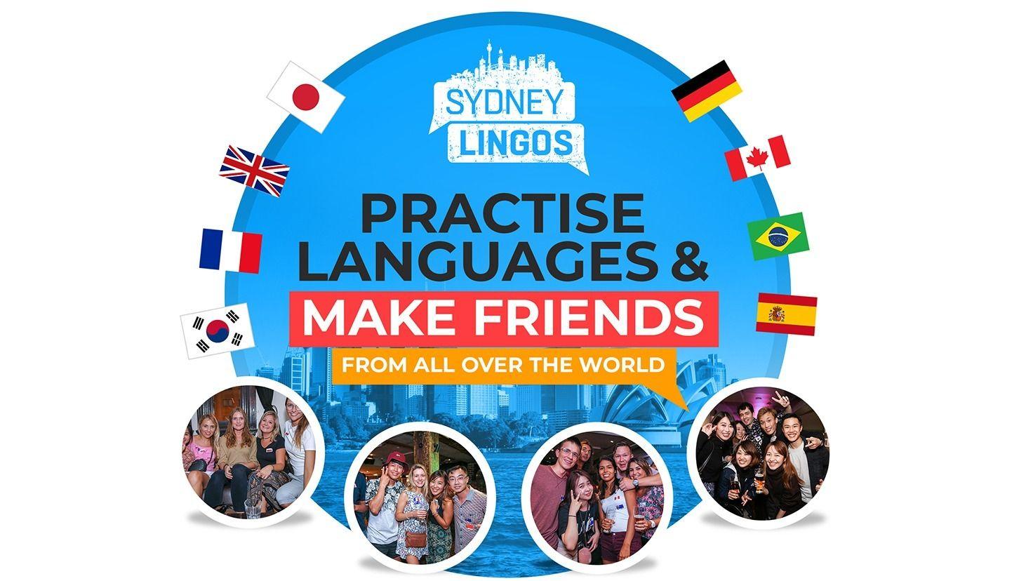 Sydney Lingos Social Group - Language Exchange