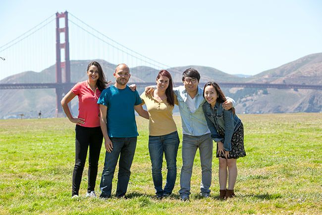 Free English Lessons in Downtown San Francisco