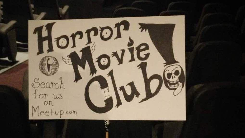 Horror Movie Club!