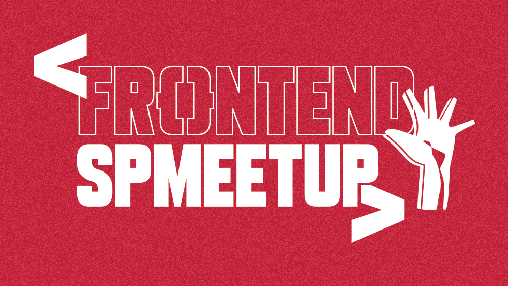 Frontend SP Meetup
