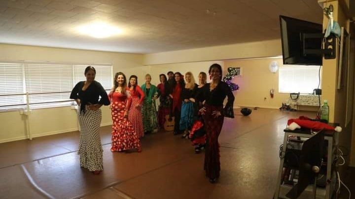 Flamenco Adults - Intro to Flamenco