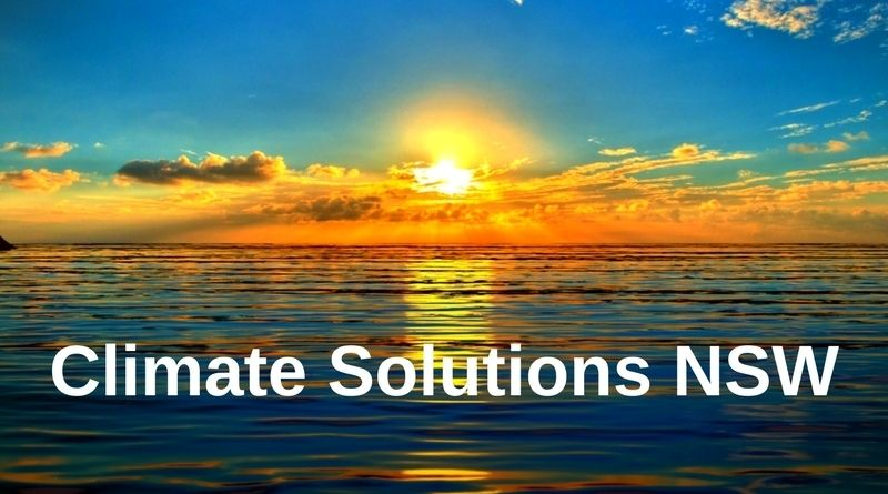 Climate Solutions NSW