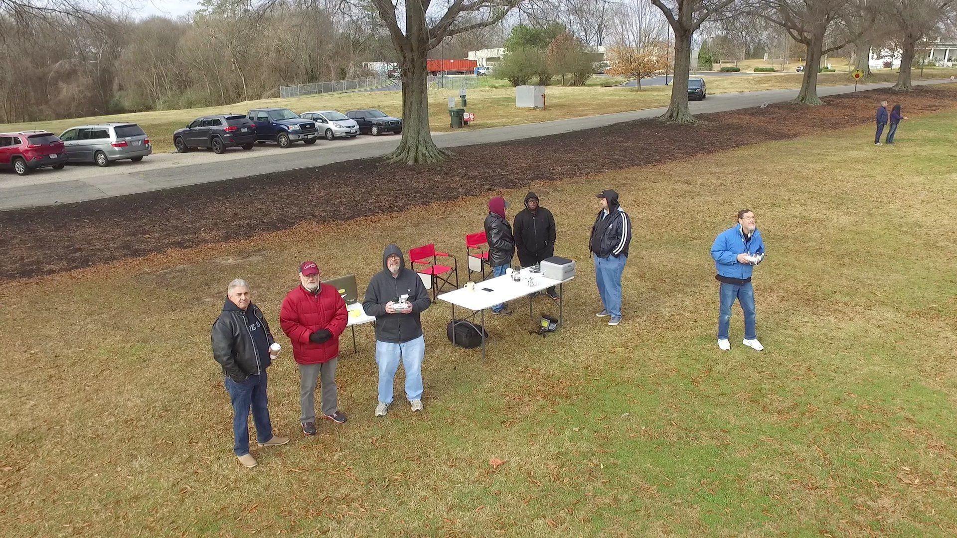 Raleigh Recreational Drone Meetup