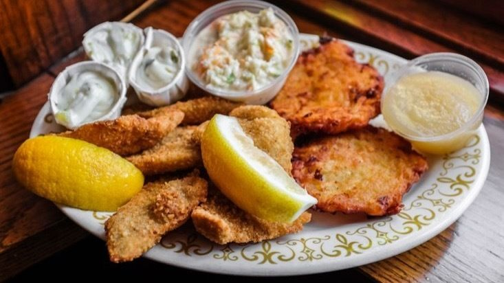 MKE Friday Fish Fry And More!