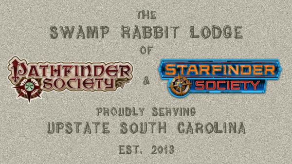 Pathfinder Society of Upstate SC