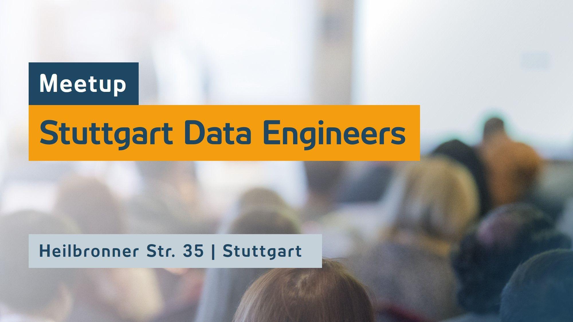 Stuttgart Data Engineers