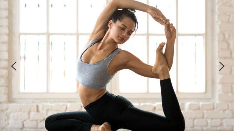 Training Yoga