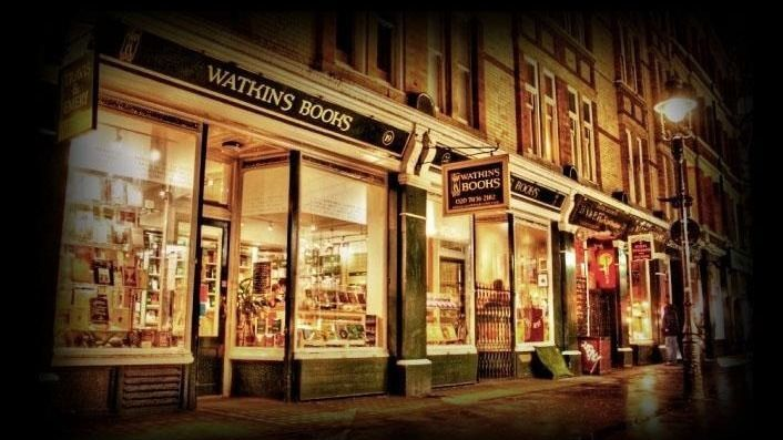 Watkins Bookshop - Free Talks & Events