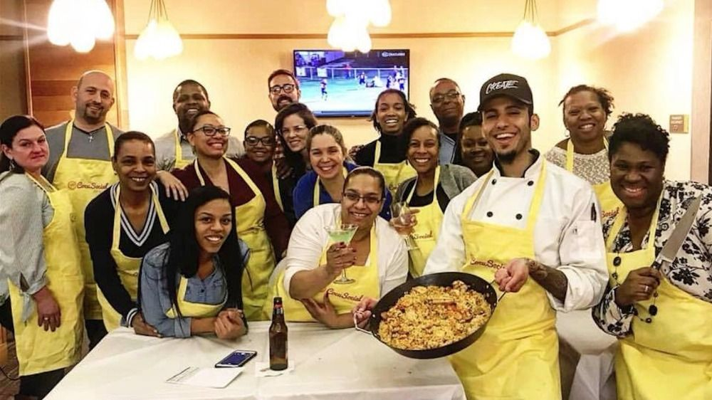 New York City Social Cooking Classes